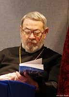 Archpriest Martin Swanson (Dean Emeritus of the School)