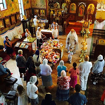 St. Sergius - Cleveland