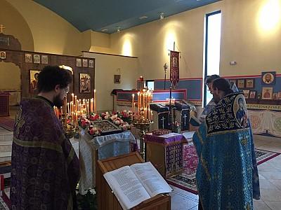 St. George the Great Martyr, Cincinnati, OH