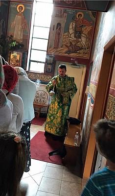 Troitsa Liturgy