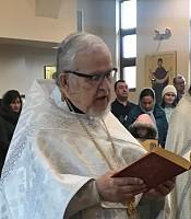 V. Rev. Radomir Chkautovich - retired ( attached)