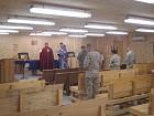 Liturgy at Camp Leatherneck