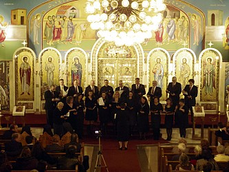 Serbian choir