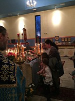 St. John the Theologian Orthodox Mission -St. Francisville, LA