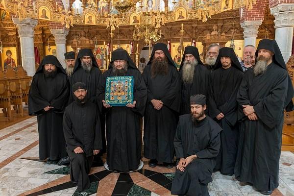 Holy Archangels Greek Orhodox Monastery, Kendalia, TX